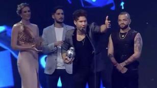 ¿Chino y Nacho asistirán a los Premios Billboard de la Música Latina?