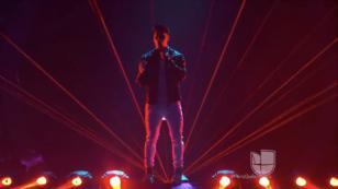 Chyno Miranda cantó 'Quédate conmigo' en vivo en 'Mira quién baila' [VIDEO]