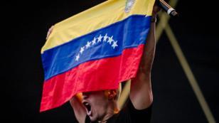 Chyno Miranda celebrará el baby shower de su hijo con el fin de recaudar fondos para Venezuela