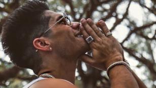 Chyno Miranda comparte conmovedora historia de un joven venezolano