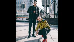 Chyno Miranda empezó las grabaciones de un videoclip junto a J Balvin