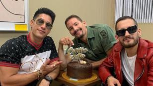 Chyno Miranda estrenó 'Cariño mío' junto a Mau & Ricky