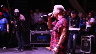 Chyno Miranda estrenó 'Cariño mío', su primer álbum como solista