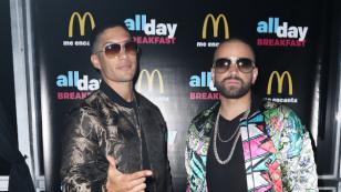 Recuerda el día que Chino & Nacho volvieron a juntarse en un concierto en Venezuela