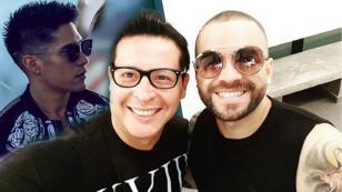 Chyno y Nacho estuvieron juntos en 'El Show de Carloncho'