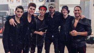 ¡Así le fue a CNCO en gira junto a Enrique Iglesias y Pitbull! [VIDEOS]
