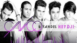 ¿Ya escuchaste 'Hey DJ', lo nuevo de CNCO junto a Yandel?