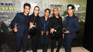 CNCO, Prince Royce y otros ganadores de los Latin American Music Awards