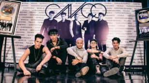 CNCO revela nombre de su nueva canción