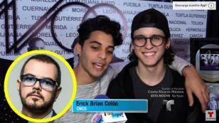 CNCO también responde a Aleks Syntek por crítica al reggaetón [VIDEO]