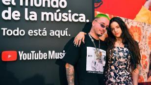 'Con altura', de J Balvin y Rosalía, debuta en el primer lugar de España