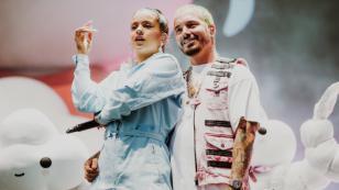 'Con altura' de J Balvin y Rosalía fue el video más visto en Vevo