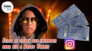 Conoce a los ganadores de entradas dobles para ver a Daddy Yankee en el Tour Dura 2018