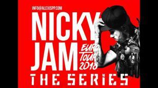 Conoce las fechas oficiales de la gira de Nicky Jam en Europa