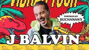Conoce las fechas para el tour de J Balvin por Estados Unidos