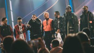 Daddy Yankee fue homenajeado por destacadas estrellas en la ceremonia de Premio Lo Nuestro