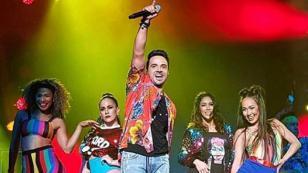 Daddy Yankee participó en tour mundial de Luis Fonsi