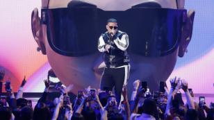 Daddy Yankee muestra sus habilidades para el baile