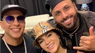 ¿Daddy Yankee, Natti Natasha y Nicky Jam en una nueva colaboración?