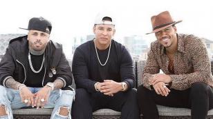Daddy Yankee, Nicky Jam y Romeo Santos juntos para grabar video de 'Bella y sensual'