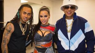 Daddy Yankee y Ozuna hicieron delirar a fanáticos en su primera presentación en Argentina