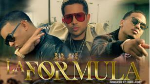¡De La Ghetto lanzó el videoclip de 'La fórmula' con Daddy Yankee y Ozuna!