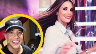 Rebeca Escribens encantó a Daddy Yankee con su versión de 'Dura'