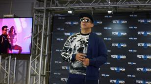 Daddy Yankee se convirtió en el primer artista latino en llenar el O2 Arena de Londres