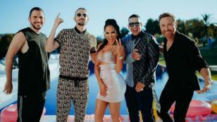 Daddy Yankee y Natti Natasha cantarán junto a David Guetta