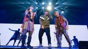 Daddy Yankee y Wisin y Yandel se reunieron en increíble concierto en Puerto Rico