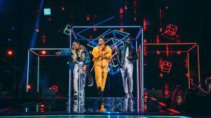De La Ghetto cantó junto a Jason Derulo y Sofía Reyes en los MTV Miaw