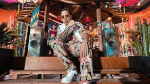 De La Ghetto conoció a importante diseñador durante evento de moda