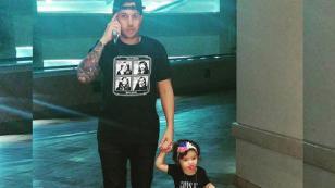 De La Ghetto comparte divertido momento con sus hijos en redes sociales