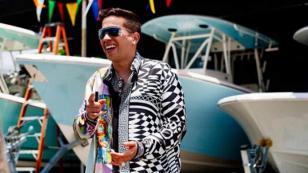 De La Ghetto tuvo divertida entrevista con fanáticos en Colombia