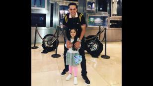 De La Ghetto felicitó a su hija por su cumpleaños