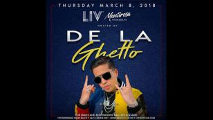 De La Ghetto se presentará en Miami y anuncia gira por Europa