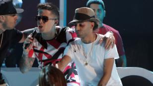 ¡De La Ghetto y Arcángel se volvieron a juntar en escenario de Colombia!