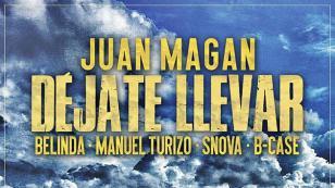 Juan Magan lanzó 'Déjate llevar' junto a Manuel Turizo y Belinda