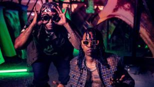 'Desierto', la nueva colaboración de Don Omar y Amenazzy ya suma 10 millones de views