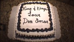 Don Omar sorprende con video inédito de su gira King of Kings