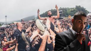 Por pedir a Don Omar en un festival de música metal, terminó troleada