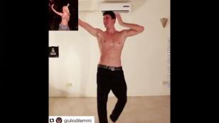¿El baile de Shakira puede ser igualado por este hombre? Te sorprenderás