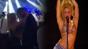 El baile de Shakira que causó sensación en la boda de Lionel Messi [VIDEO]