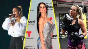El 'girl power' de Karol G, Leslie Shaw, Natti Natasha y más cantantes sigue pisando fuerte
