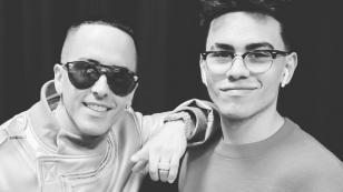 El hijo de Yandel debutó como productor en el disco 'The one' de su padre
