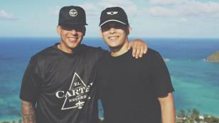 El peculiar gusto que comparten Daddy Yankee y su hijo
