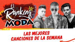 El Ranking Moda, con más 'Reggaetón' que nunca [VIDEO]