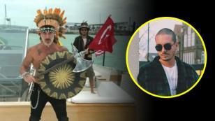 El video del italiano favorito de J Balvin bailando 'Machika' ya es viral
