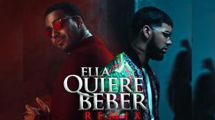 Ella Quiere Beber de Anuel AA y Romeo Santos es la canción latina #1 de Los Estados Unidos