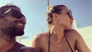 ¡Es oficial! Leslie Shaw confirma su relación con Franco Soracco